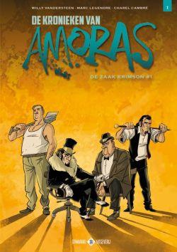 Recensie over 'De kronieken van Amoras'
