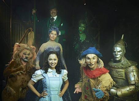 Découvrez la troupe du Magicien d'Oz