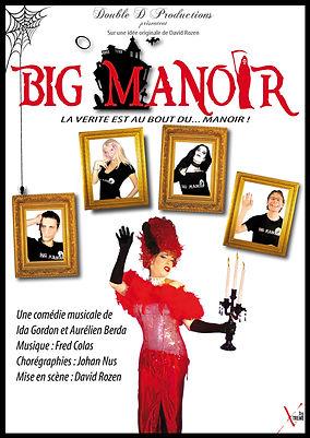 Affiche Big Manoir