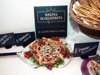 Regina Margherita X Foodora - Blogger #InfluencerEvent
