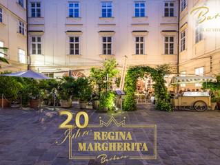 20 JAHRE REGINA MARGHERITA        Wien´s beliebteste Pizzeria feiert Geburtstag!