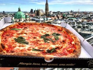 Regina Margherita WIEDER die Nr.1 - Die beliebtesten Pizzerien Österreichs wurden von Falstaff gekür