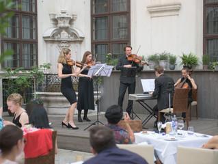 """""""VIVA la Classica"""" Outdoor-Dinner-Concert @Trattoria Martinelli"""