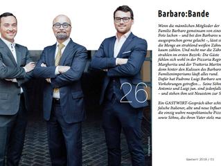 Gastwirt Magazin - Die Wiener Innenstadt in italienischer Hand!