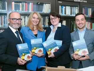 Buchpräsentation: Mediterraneo – eine kulinarische Reise  durch Süditalien