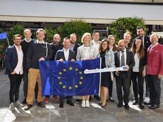"""""""Starkes Europa braucht starke Gastronomie: Wiener Szenegastronomie ruft auf, am 26.05.2019 Europa z"""