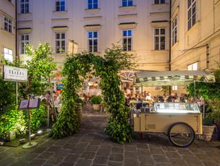 Kulinarische Weltreise - Regina Margherita ein Stück Neapel im Herzen von Wien!