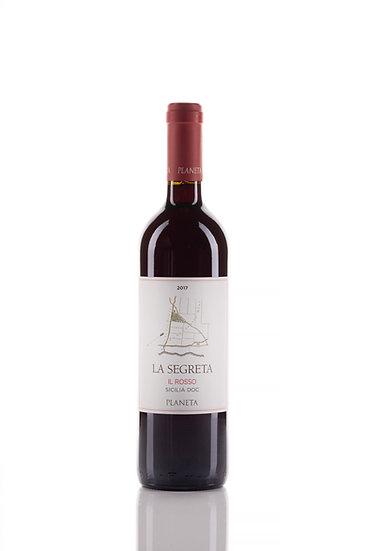 Planeta La Segreta Il Rosso Sicilia DOC