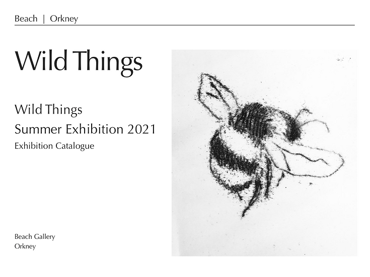 Wild Things Exhibition Catalogue (not yet in stock)