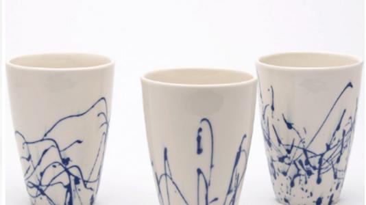 Porcelain Beaker