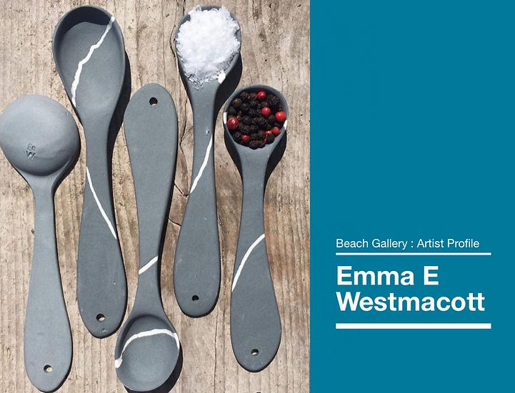 Artist Brochure: Emma E Westmacott