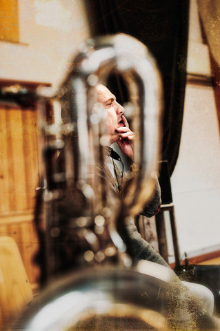 Guillaume Schmidt et le Jazz ensemble de Tulle
