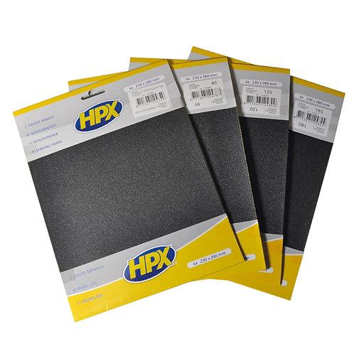 HPX schuurpapier P400