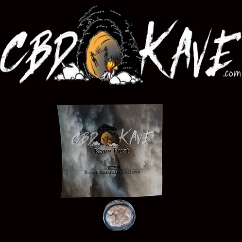Kave dust (1g water soluble isolate)