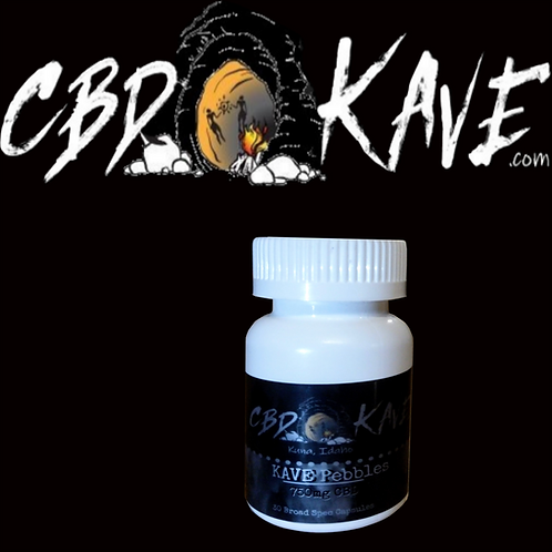 Kave pebbles 25mg (gel cap)