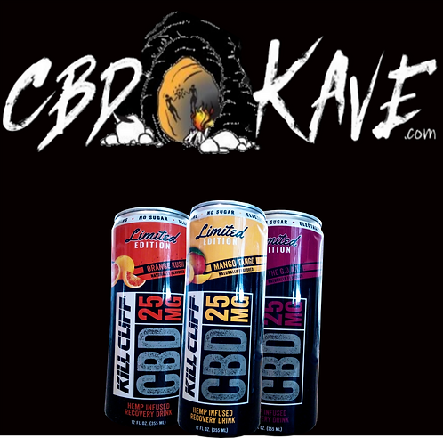 Kill Cliff CBD & Electrolyte Recovery
