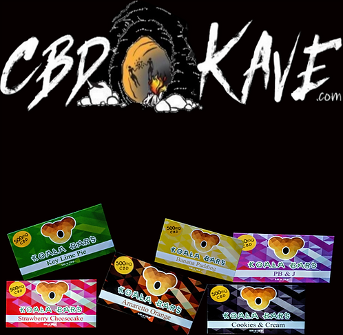 Koala Chocolate Bars 500mg