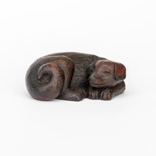 Sleeping Labrador