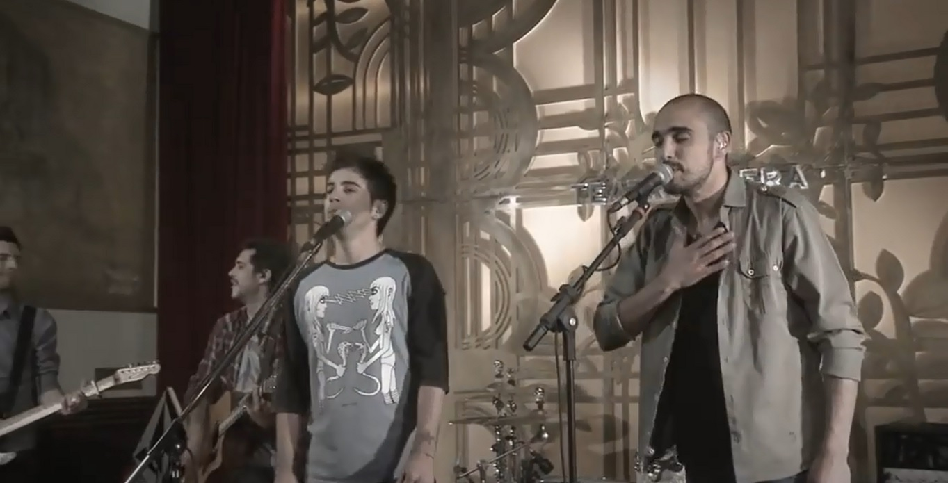 Infierno 18 - Live Session