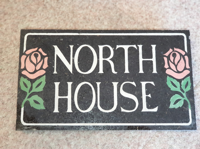 House sign 3