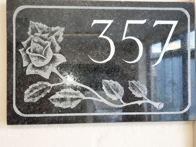 House sign 2