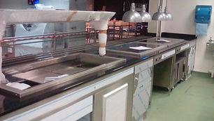 Quartz commercial countertop 2