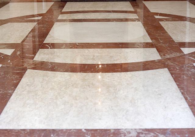 Custom Marble Flooring