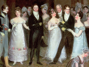 Importance of Social Dance in 18th and Early 19th Century America