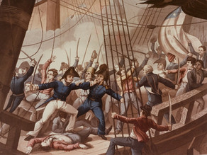 The Naval Act of 1794 and the Resurrection of the US Navy - Part II