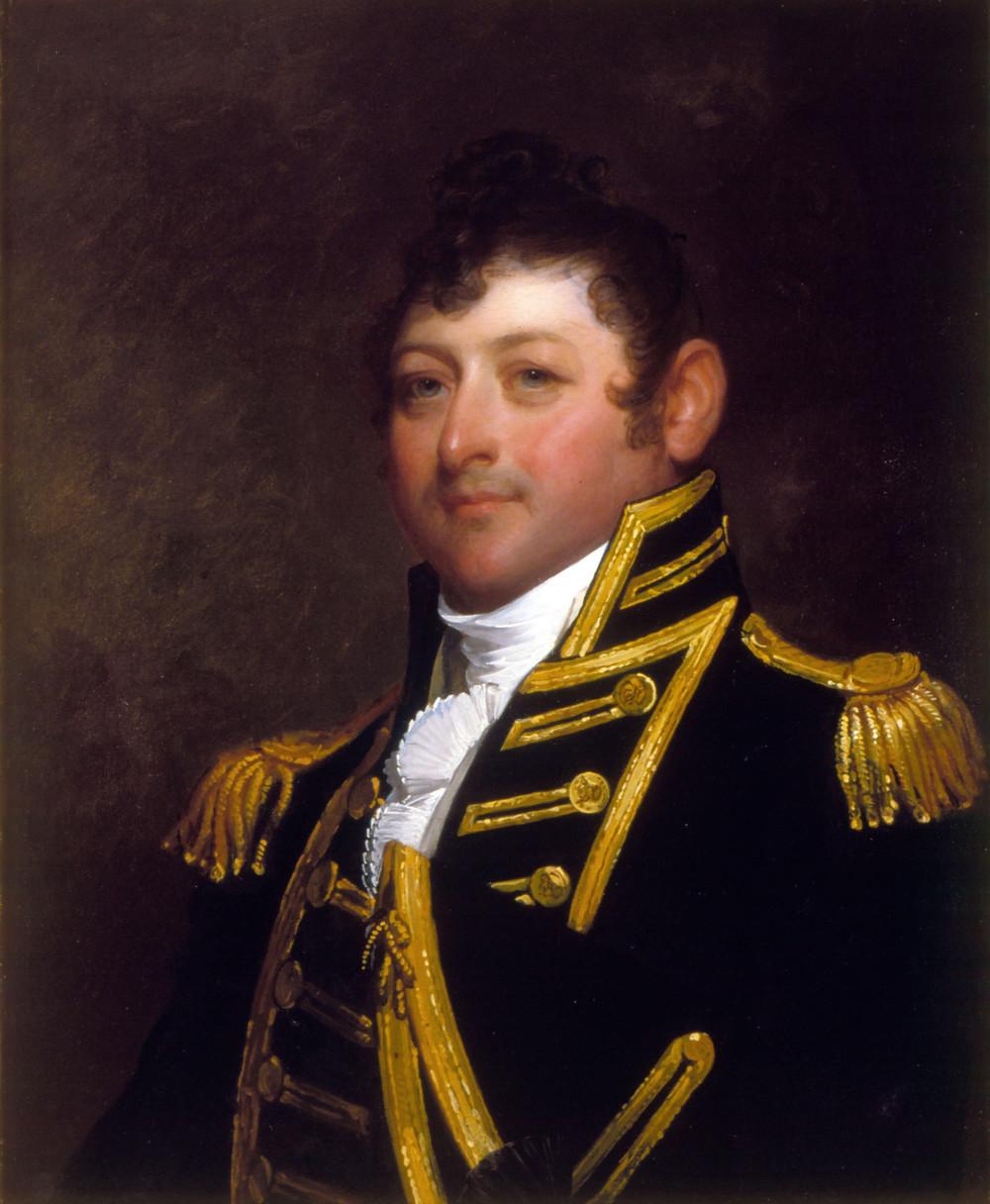 Captain Isaac Hull