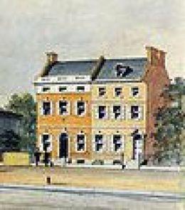 Oiler's Hotel - Scene of many Philadelphia Assembly Dances