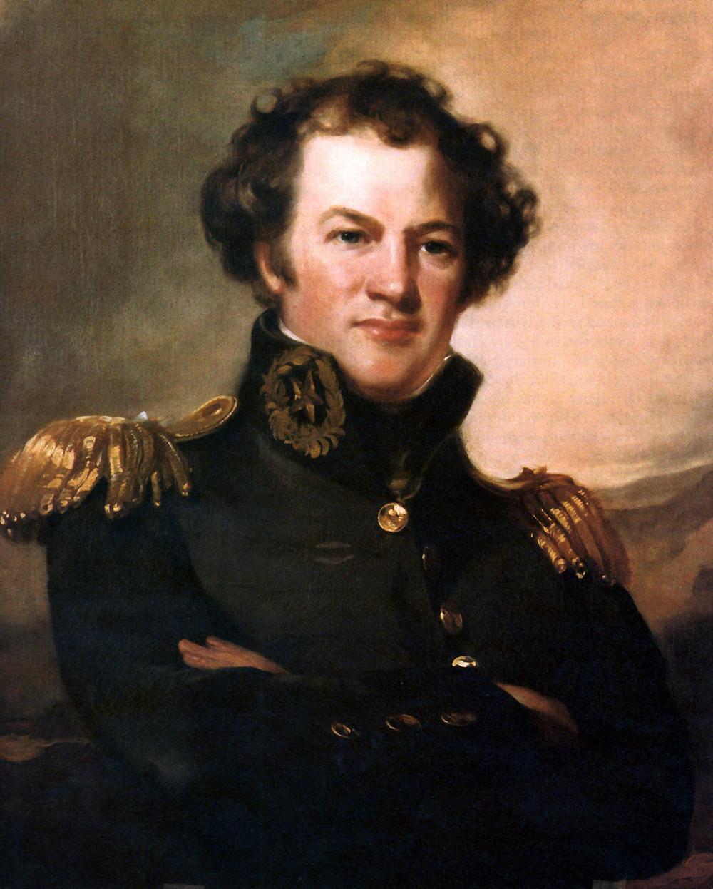 General Alexander Macomb