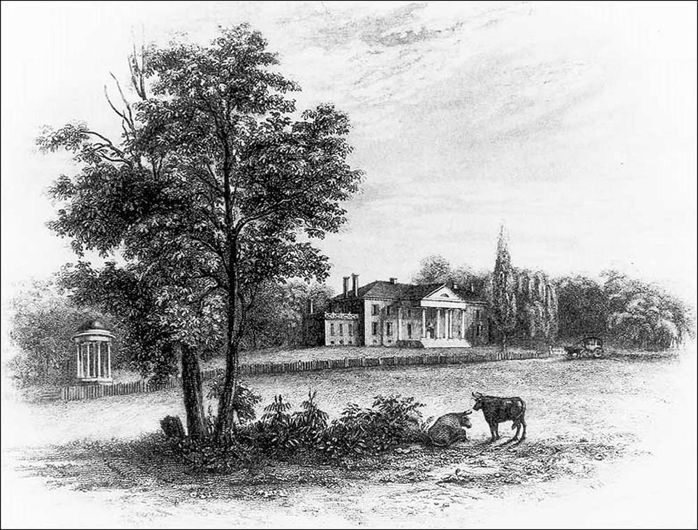 Montpelier in Virginia
