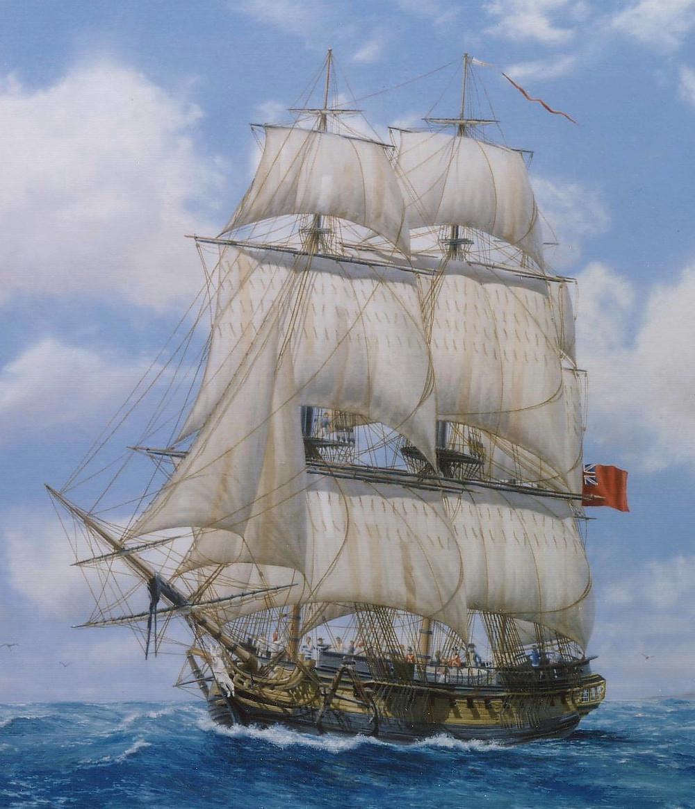 HMS Melampus