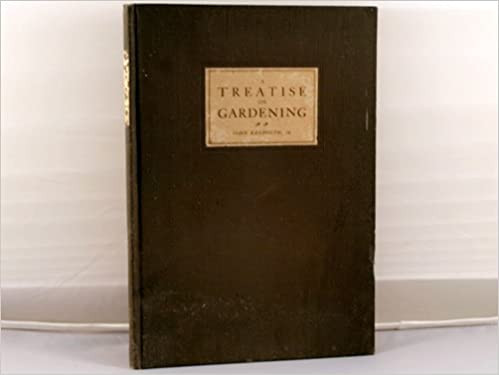 "John Randolph's ""A Treatise on Gardening"""