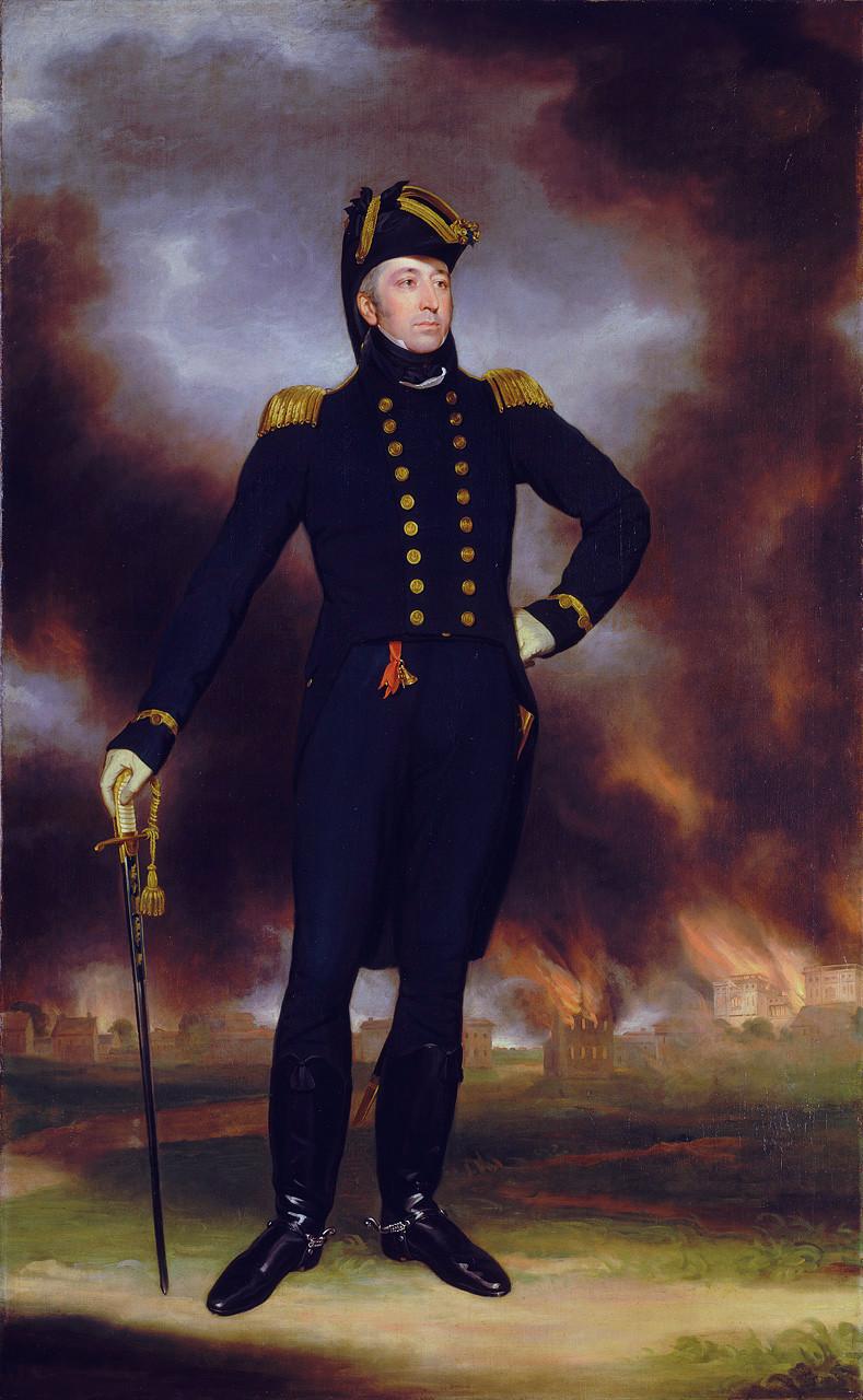 Admiral George Cockburn