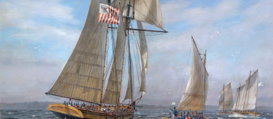 Jefferson's Embargo Act and the Depression of 1807-11