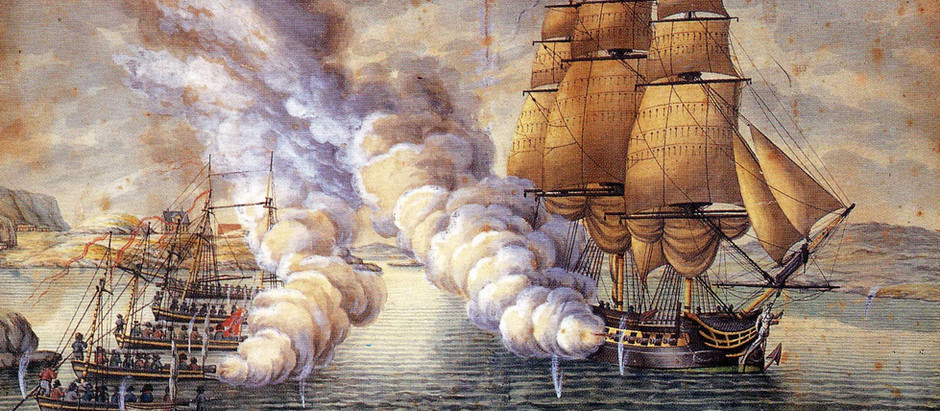 The War of 1812 - Part 2: The Chesapeake Campaign - 1813
