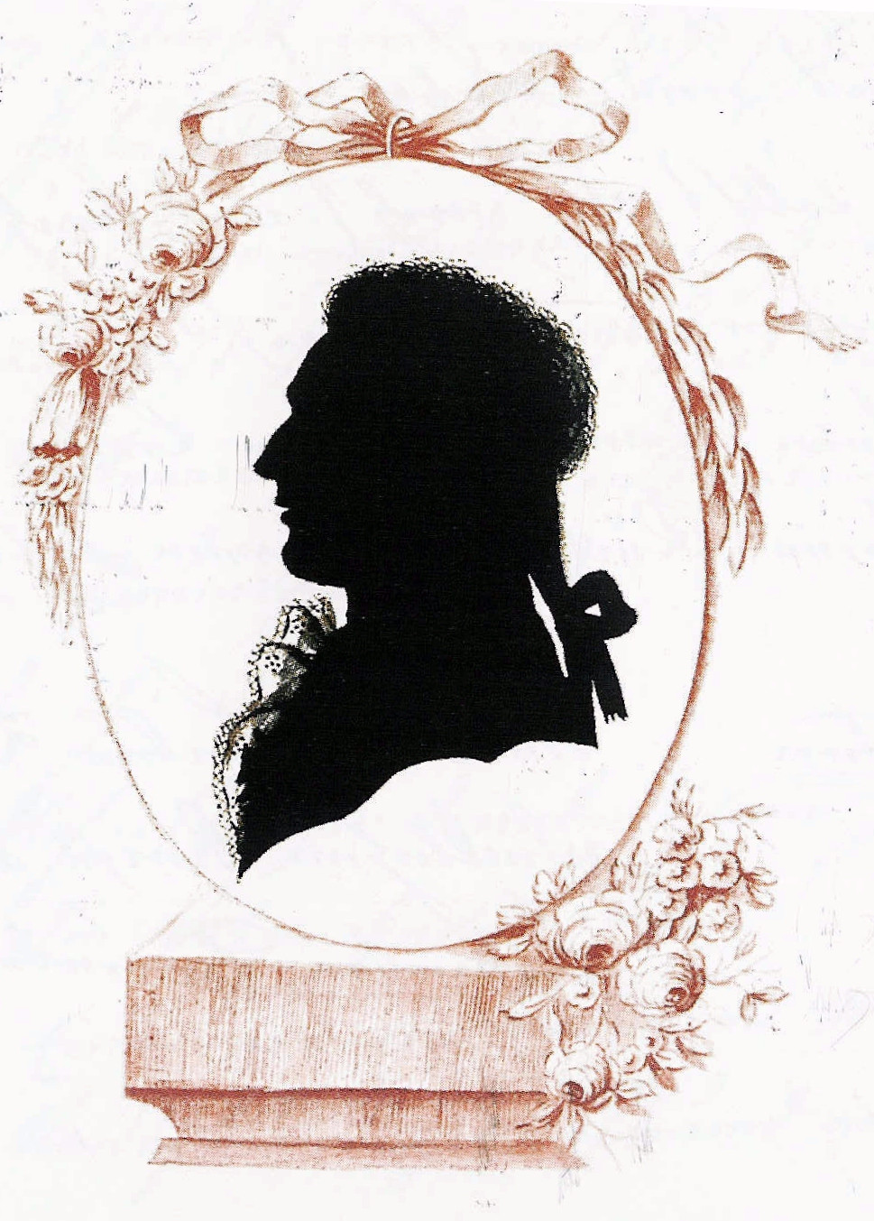 Physiognotrace Silhouette-c1800