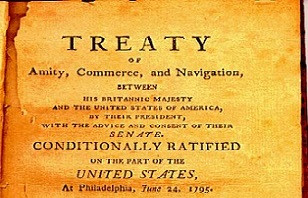 Defusing a Dangerous Situation - The Jay Treaty
