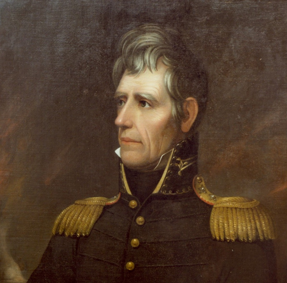 Maj. General Andrew Jackson