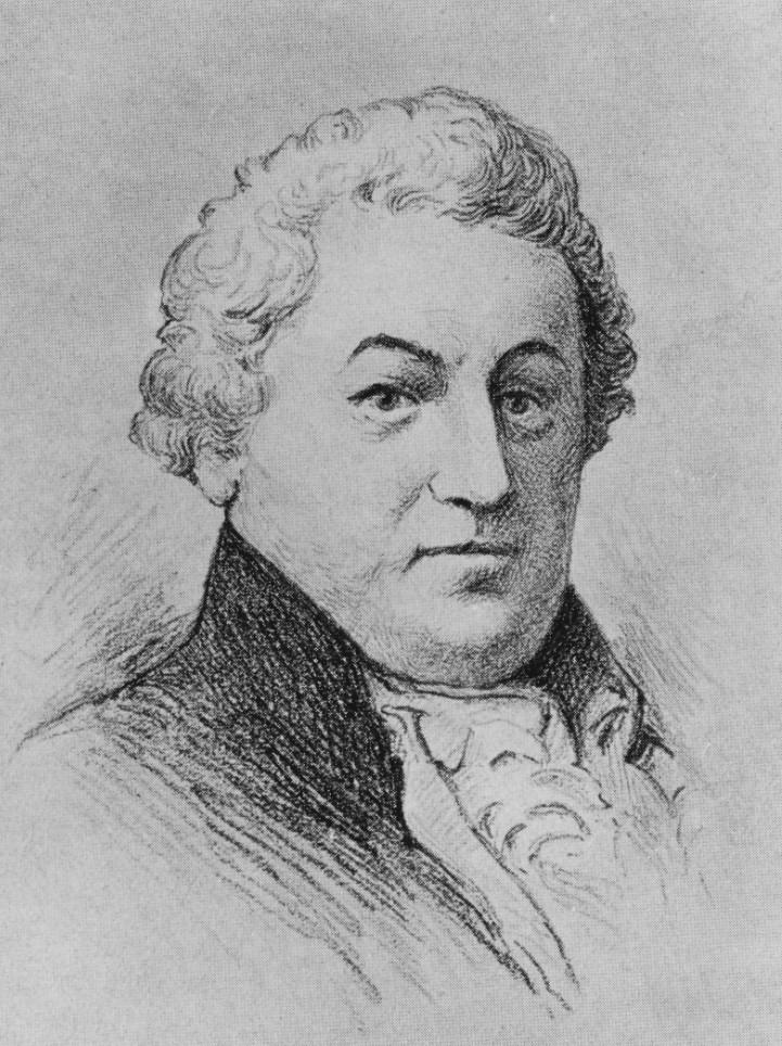 Captain Samuel Nicholson