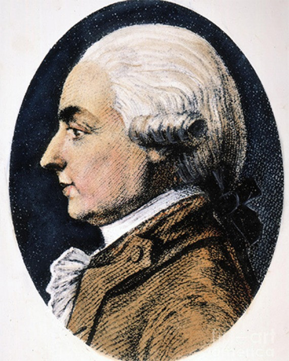 J. Hector St. John de Crèvecœur