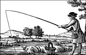 Recreational Fishing in England and  America - Part 1