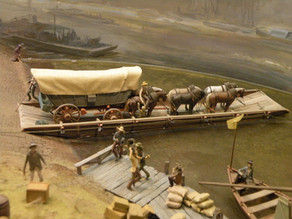 Western Farms to City Markets and Back: The Conestoga Wagon in Early America.