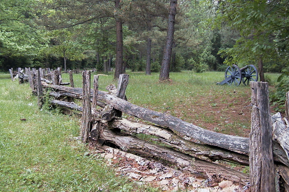 Guilford Courthouse Battlefield