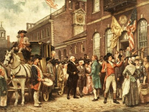 George Washington's 1791 Southern Tour - Part 2: The Way Home.