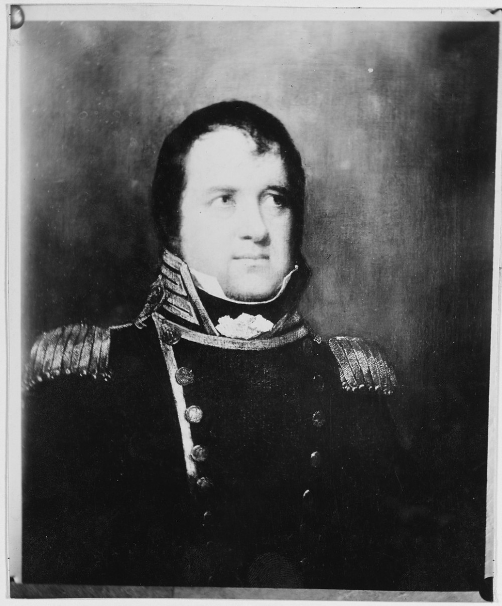 Captain Samuel Evans