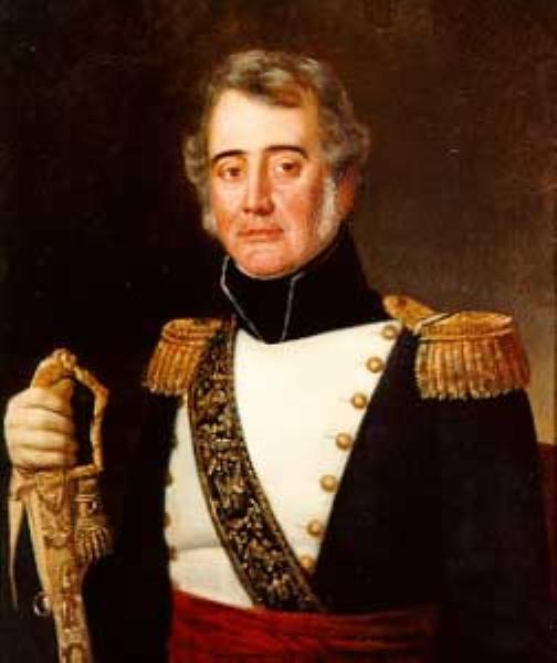 British General Packenham