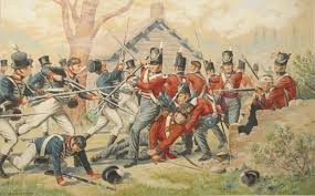 Close Quarters Fighting at Lundy's Lane